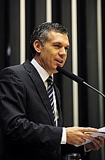 Zé Silva: mau uso de agrotóxicos no País causou prejuízos ao agronegócio. Foto: Arquivo/ Renato Araújo