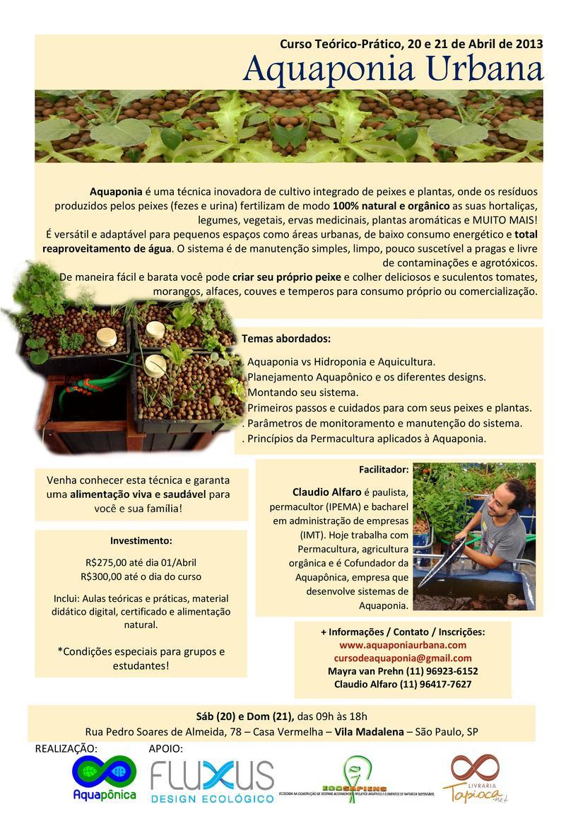 curso blog tudo sobre plantas