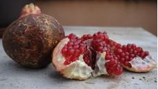 Microcápsulas a base do extrato casca de romã poderiam ser incorporado na dieta