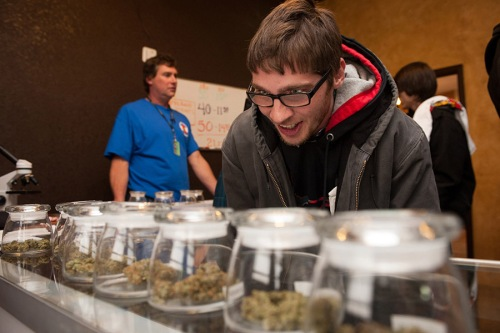 Legal Sale Of Recreational Marijuana Begins In Colorado